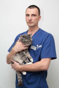 Шилов Пётр Сергеевич - ветеринарный врач